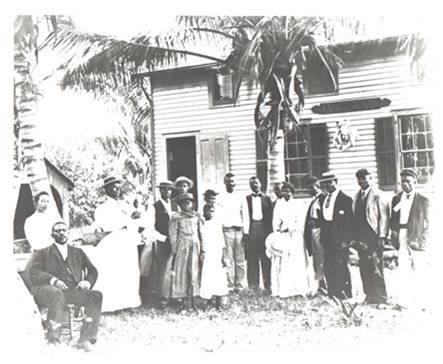 black-community-coconut-grave