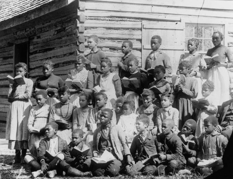 school-former-slaves