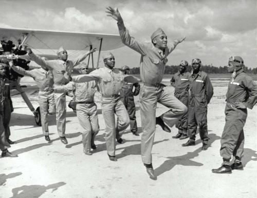 Tuskegee Airmen hazing procedure (1)
