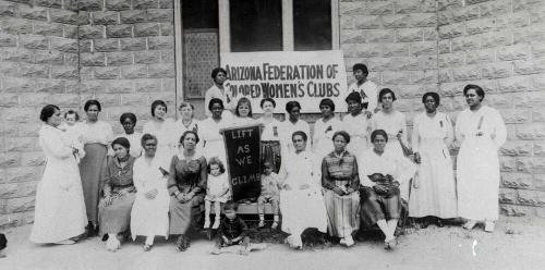 women power arizona black women